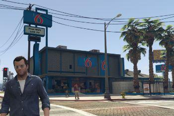 Bad277 motel 6 in los santos 2 a